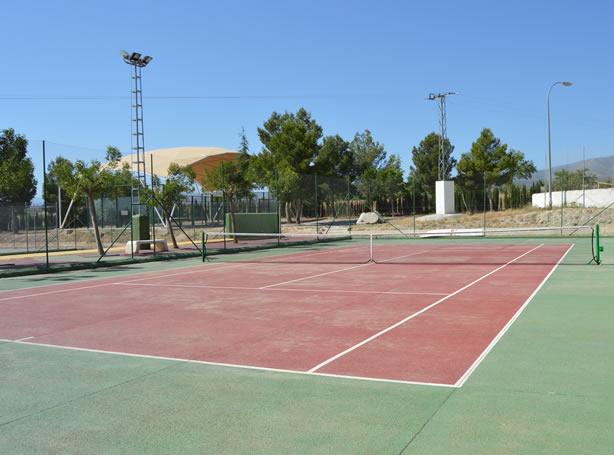Pista de tenis 2