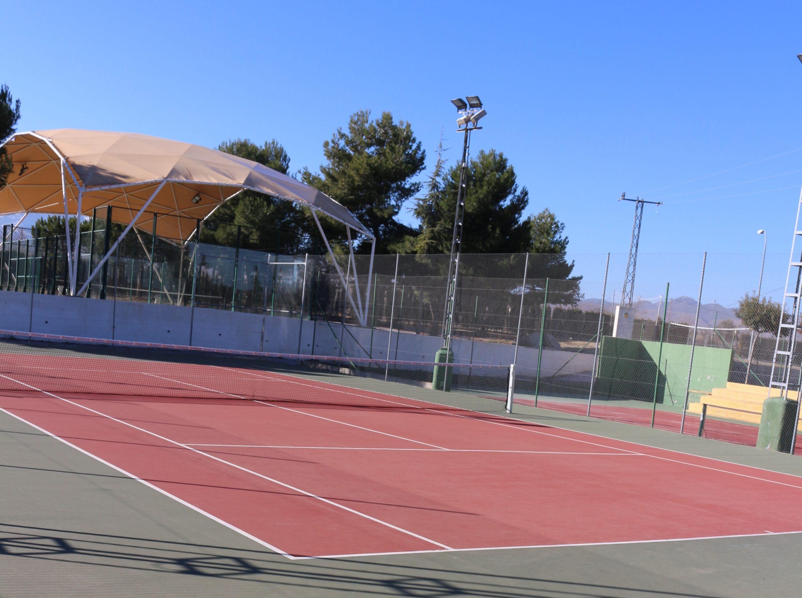 Pista de tenis 3